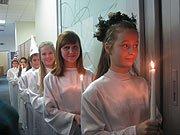 День Святої Люсії з компанією «Ерікссон»