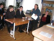 Всеукраїнська акція, скандинавська гімназія