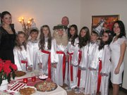 День Святої Люсії у Скандинавській гімназії