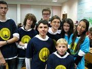 Інтелект-турнір серед учнів 13-15 років загальноосвітніх навчальних закладів