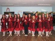 Звітний концерт молодшої і старшої груп хору Веселі нотки