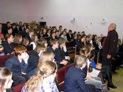 Профілактичні лекційні заняття у Скандинавській гімназії для учнів 7-11 класів