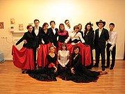 Різдвяний бал гуртка старовинного танцю