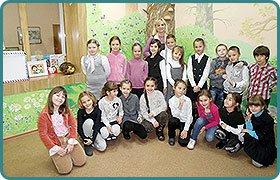 Екскурсія до дитячого журналу «Пізнайко»