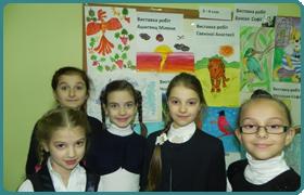 Дитяча творчість учнів початкових класів