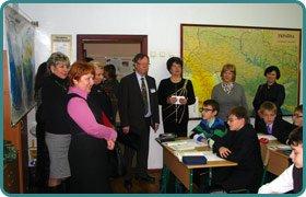Зустріч керівників шкіл