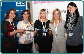 ������ ������������� ����糿 �� ��������� ��� �������� E-Twinning Plus � 2014