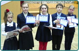 Всеукраїнський конкурс англійської мови Гринвіч в Скандинавській гімназії