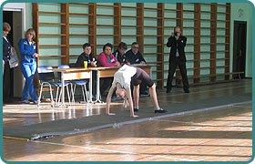 Олімпіада з фізичної культури
