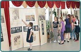 Виставка: «Анна Франк. Уроки історії.»