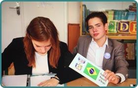 UN Model at School # 157