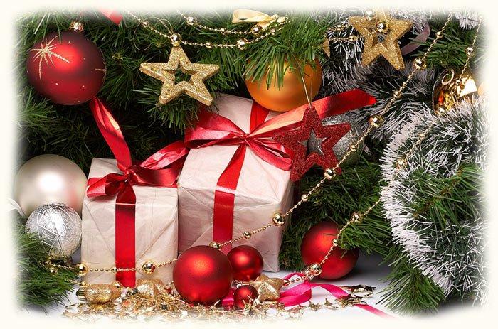 новогоднее поздравление от Скандинавской гимназии