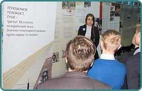 Школярі-гіди у проекті юних екскурсоводів