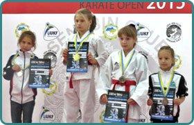 Учні Скандинавської гімназії на Всеукраїнському турнірі з карате Sen Bin Cup-2015 | scandy.kiev.ua