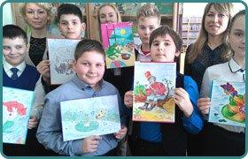 Святкування Міжнародного дня дитячої книги у Скандинавській гімназії