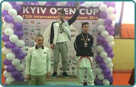 Kyiv Open 2016 International Karate Tournament