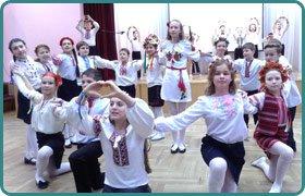 Святкування 11-го Дня народження Скандинавської гімназії