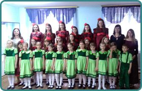 Звітний концерт хору