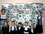 Виставка творчих робіт учнів 5-7 класів Мої веселі спогади про літо