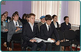 Youth Scientific Conference Devoted to the International Day of Peace