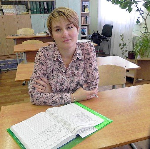 Марчук Світлана Леонідівна