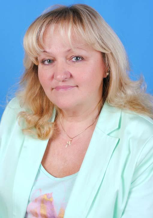 Стеценко Тетяна Юріївна, вчитель початкових класів